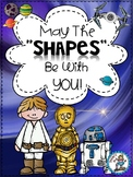 May The Shapes Be With You {A 3D Shape Unit} - 10 Math Centers