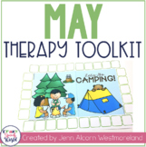 May Theme Therapy for Speech and Language