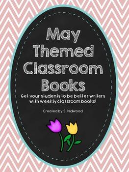 May Themed Classroom Books
