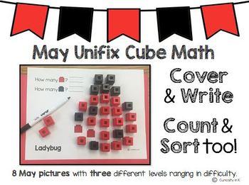 May Unifix Cube Math