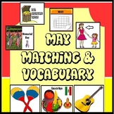 May Vocabulary and Matching Autism, ABA