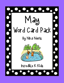 May Word Pack