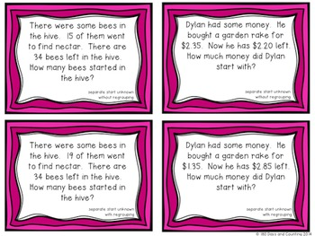 May Word Problems (1 & 2 Step)