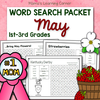 May Word Searches