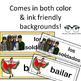 May Word Wall Cards!  English version - Cinco de Mayo, Mem