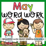 Word Work: May