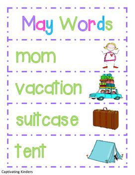 May Words