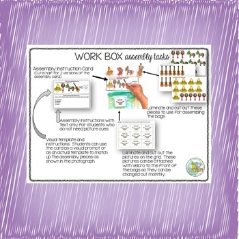 May Work Box Assembly Tasks