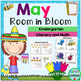 May Room in Bloom {Work the Room}