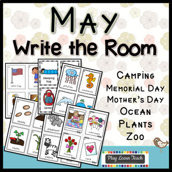 May Write the Room Bundle