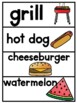 May Write the Room Center / Word Wall Cards