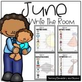 Digital June Write the Room: Graduation, Weather & Birthday