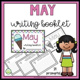 May Writing Booklet
