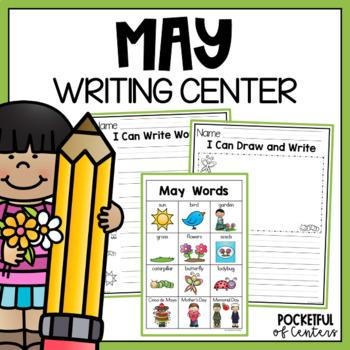 May Writing Center Mini-Packet
