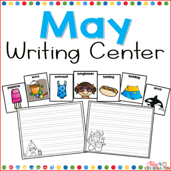 May Writing Center for Kindergarten