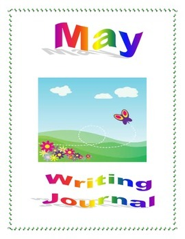 May Writing Jornal