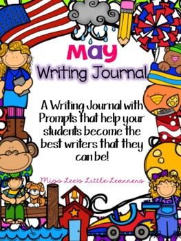 May Writing Journal
