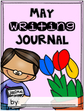 May Writing Journal {3 different levels}