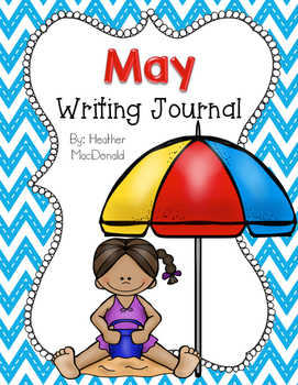 May Writing Journal Covers