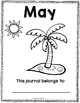 May Writing Journal {NO PREP}