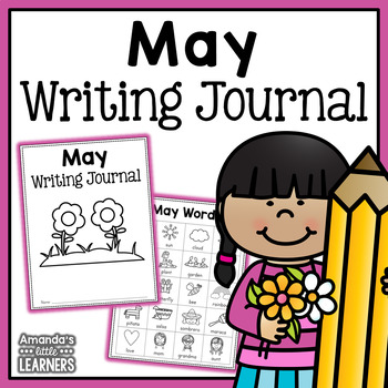 May Writing Journal Prompts