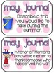 May Writing- Journal Prompts