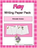 May Writing Paper Pack