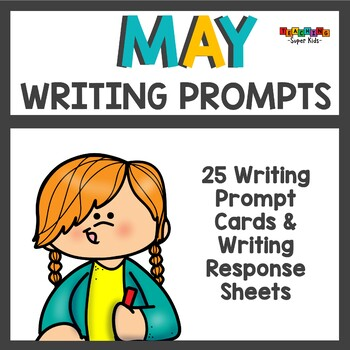 May Writing Prompts