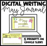 May Writing Prompts (Digital)