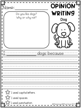 May Writing Prompts : Opinion Writing & Picture Prompts