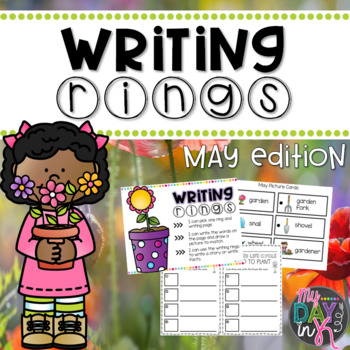 Writing Rings for Writing Workshop: May Edition