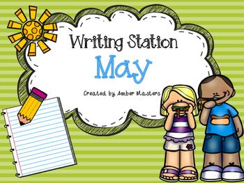 May Writing Station