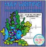 May Writing with Page Toppers...Simple Crafts and Activities!