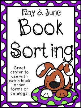 May and June Book Sorting