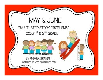 May and June Story Problems