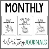 May and June Writing Journals