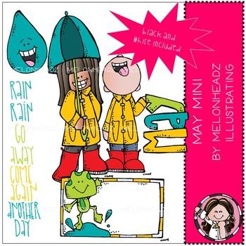May melonheadz. Clip art mini clipart