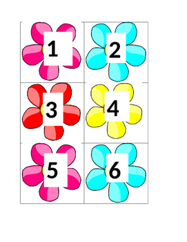 May flower numbers