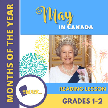 May in Canada Reading Lesson Gr. 1-2