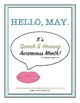 May is Better Speech & Hearing Month Posters: Set of 4