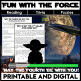 Star Wars Day Activity   May the 4th Be With You   Google