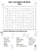 May the 4th Wordsearch