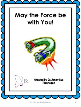 May the Force be with You Magnets Design Your Own Lesson