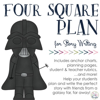 """May the """"Fours"""" Be With You: Planning a Story or Summary"""