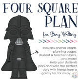 "May the ""Fours"" Be With You: Planning a Story or Summary"
