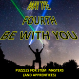 May the Fourth Be With You: STEM Puzzles