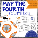 May the Fourth Be With You Bookmarks