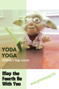 May the Fourth: Children's Yoga