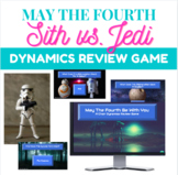 May the Fourth Dynamics Review Game for Middle School Choir