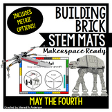 May the Fourth STEM Mats - STEM Center for Building Bricks